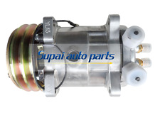 New A/C Compressor For 6664 6626 4509 4510 5720 S6626 S6664 SD5H14 508 12V 2GA
