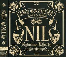 The Gazette - Nil [New CD] Japan - Import