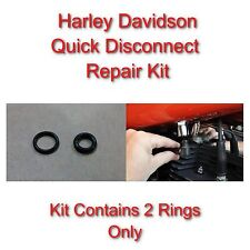 Harley Davidson Viton Repair Kit for Fuel Line Quick Disconnect / Stop Leaks