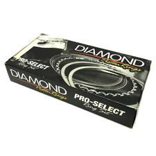 "Plasma Moly Top 4.005/"" Bore Diamond Piston Rings #0908-4005 .043-.043-3mm"