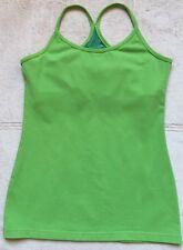 Lululemon Athletica Women's Y-Back Tank Top, Size 6, Gree