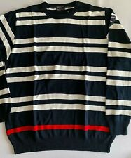 NEW Paul & Shark Yachting Sweater Girocollo Shirt Pullover Cotton ADMIRALS XL