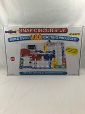 Elenco Snap Circuits Jr Electronics Discovery Kit Educational Toy 100+ Projects!