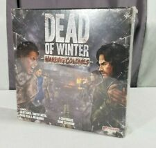 NEW Dead of Winter: Warring Colonies Expansion Game SEALED UNOPENED