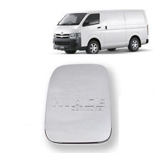 Toyota Hiace Commuter Quantum Gl Spotlight Fuel Tank Cover Trim Chrome Petrol