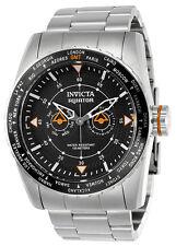 Invicta Men's Aviator Quartz Chronograph 100m Stainless Steel Watch 22984