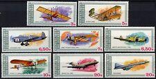 Guinea 1979 SG#1005-1012 Aviation History MNH Set #D59013