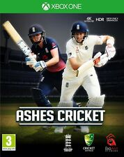 Ashes Cricket Xbox One Game Microsoft Xb1