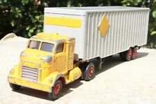 DINKY 948 TRACTOR TRAILER McLEAN   to restore 1960s