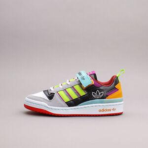 Adidas Originals Forum Low SEED Multicolour Women classic New Shoes Rare GV7675