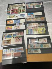 Anguilla Modern Mint Great Lot (stock cards Not Included) Our Ref 4884