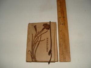 Vintage needle pack