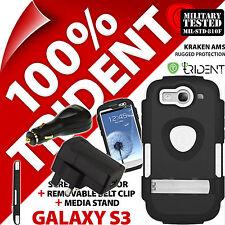 Trident Kraken AMS boîtier robuste pour Samsung Galaxy S3 +secteur + USB
