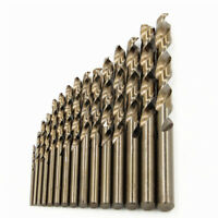 Well Cobalt Steel M35 Jobber Length Twist Drill Bits for Metal Alumium 1.5-10mm