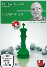 ChessBase: Gormally - English Attack / Sizilianisch - Schach Fritz-Trainer - NEU