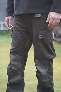 Milano Poly cotton Hard shell Waterproof Outdoor Trousers Hunting, Shooting