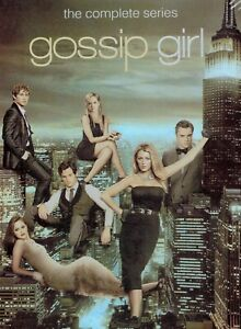 Gossip Girl:The Complete Series 30 DVD Box Set Brand New Free Shipping