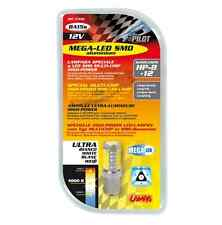 Lampada Mega-Led 20 12V 8 super chips P21W BA15s 1PZ D/Blister Bianco 57930