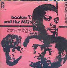 7inch BOOKER T & THE MG'S time is tight HOLLAND STAX EX