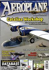 Aeroplane Monthly 2013 June Catalina,Gladiator,Lightning P1,Wellesley
