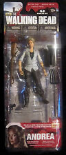 THE WALKING DEAD Andrea - Action Figur - McFarlane Toys - Series 4