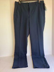 Nike Vapor Flex Men's 32x30 Slim Fit Golf Pants Navy BV0273-451 NWT $90