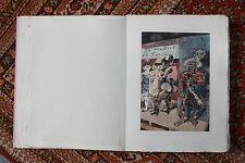 Mac Orlan Roger Wild Parades abolies monde du cirque forains 1/240 bibliophilie