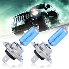 2pcs H7 XENON HALOGEN BULB 5000K Car Super White Light Bulbs 12V 55W #XL