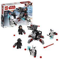Lego Set 75197/ Star Wars Premier Order Spécialistes Battle Pack