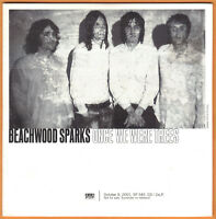 Beachwood Sparks Once We Were Trees PROMO CD Sub Pop