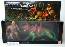 MOTU, Commemorative Battle Cat & He-Man, 2 pack, sealed box, MISB, figure, MOC