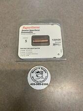 Genuine Hypertherm 120926 Electrodert60 Rt80 Pmx 1000 1250 1650 5 Pack Plasma