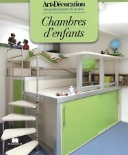 Livre décoration - Chambres d'enfants -  Nathalie Soubiran - Charles Massin