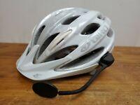 GIRO Verona Helmet Women's One Size White/Silver CYCLING Used