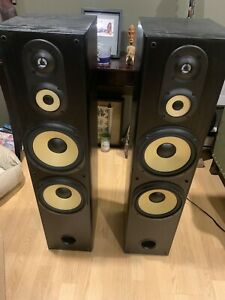 Sony SS-MF750H Floor Standing Speakers Tower  Working 200 Watts