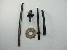 Suzuki DR100 DR 100 #6148 Timing Chain & Components
