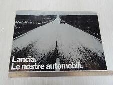BROCHURE DEPLIANT ORIGINALE GAMMA LANCIA FULVIA HF COUPE SPORT ZAGATO 2000