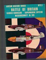 Battle of Britain Aircam Aviation Series S1 Hawker Hurricane Messerschmitt BF109