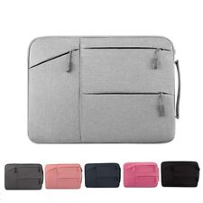 Notebook Case Laptop Bag Sleeve Pouch Cover Travel For Ipad Macbook Tablet Air