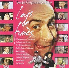 OST/LOUIS DE FUNÈS - BANDES ORIGINALES DES FILM VOL.1&2 2 CD NEUF