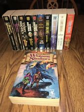 Terry Brooks ~ 11 Shannara PB ~ Original Trilogy Heritage Word & Void First King