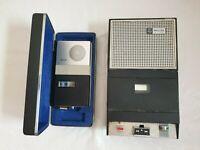Vintage Philips cassette tape voice recorder / player x2 bundle FOR PARTS