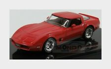 Chevrolet Corvette C3 Coupe 1980 Red IXO 1:43 CLC309N Model