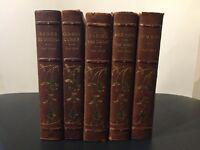 The Books of Charles E. Van Loan *Memorial Edition* 1919 - 5 Volume Set