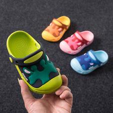 Summer Toddler Baby Boys Girls Cute Cartoon Beach Sandals Slippers Flip Shoes