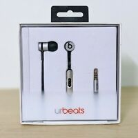 Original Beats by Dr. Dre UrBeats Lighting 3.5MM Mic In-Ear Wired Earbuds Gray