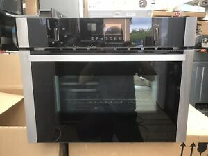 New Neff Built-in Stainless Steel Compact Oven - Black C1AMG84N0B