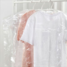 20pcs Wardrobe Clothing Hanging Dust Cover Garment Storage Bag Home Supplies