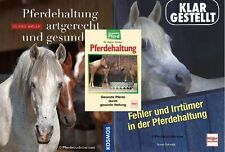 Pferdebuch - Paket  - Pferdehaltung  - 3 Bücher NEU OVP