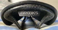 Near-Perfect Brooks Cambium C13 Carbon Bicycle Saddle 132mm Width Black